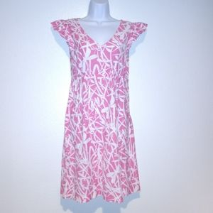 Lilly Pulitzer Dragonfly Cotton Dress
